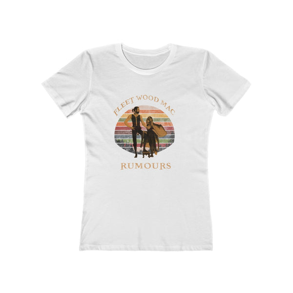 Stevie Nicks Fleetwood Mac Rumours Womens T Shirt
