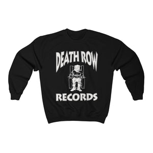 Death Row Records 2Pac Dr Unisex Sweatshirt