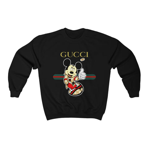 Guccci Funny Mickey Mouse Disney Unisex Sweatshirt
