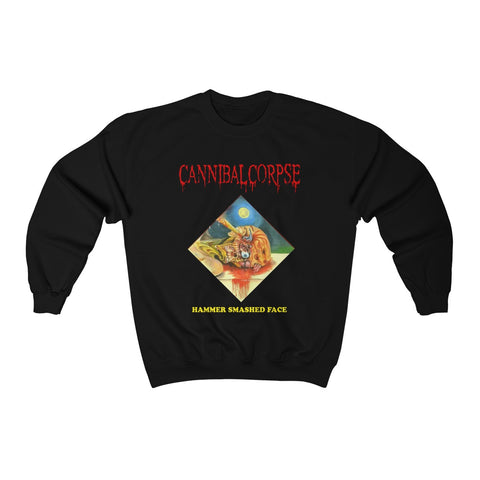 Cannibal Corpse Hammer Smashed Face Death Metal Chris Barnes New Unisex Sweatshirt