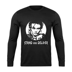 Adam And The Ants Stand And Deliver Long Sleeve T-Shirt