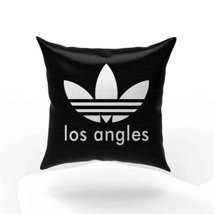 Adidas Classic Logo Los Angeles Pillow Case Cover