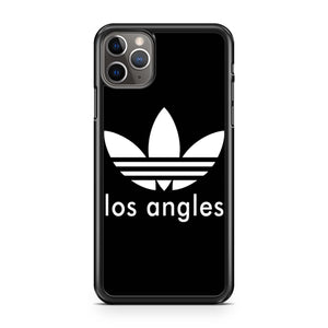Adidas Classic Logo Los Angeles iPhone Case