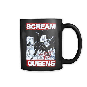 Adventure Time Marceline Scream Queens Tour 11oz Mug