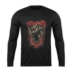 Aerosmith Let Rock Rule Tour Long Sleeve T-Shirt