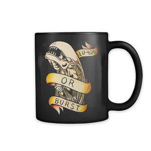 Alien Lv Four Two Six Or Burst 11oz Mug