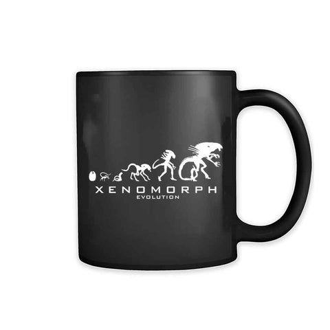 Alien Xenomorph Evolution Stages 11oz Mug
