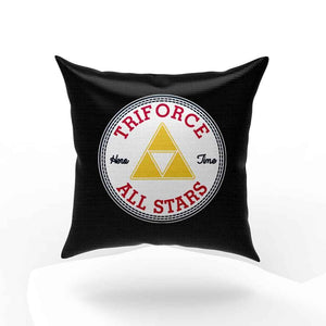 All Star Hero Triforce Pillow Case Cover