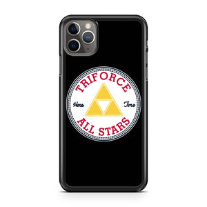 All Star Hero Triforce iPhone Case