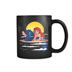 Aloha Mermaid 11oz Mug