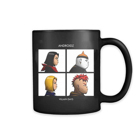 Androidz Dragon Ball Z 11oz Mug
