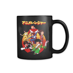 Animerenja Anime The Power Rangers 11oz Mug