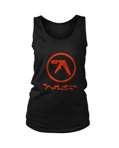 Aphex Twin Electro Music Logo Women's Tank Top