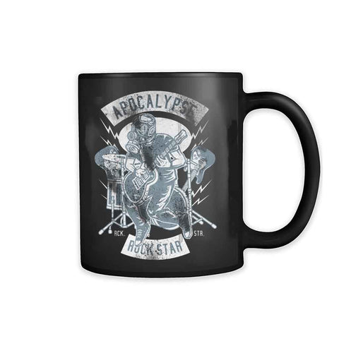 Apocalypse Rock Star 11oz Mug