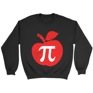 Apple Pie Pi Day Sweatshirt