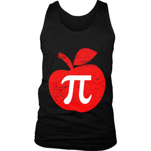 Apple Pie Pi Day Men's Tank Top