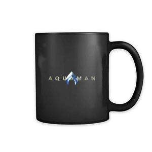 Aquaman Comic Super Hero Dc Logo 11oz Mug