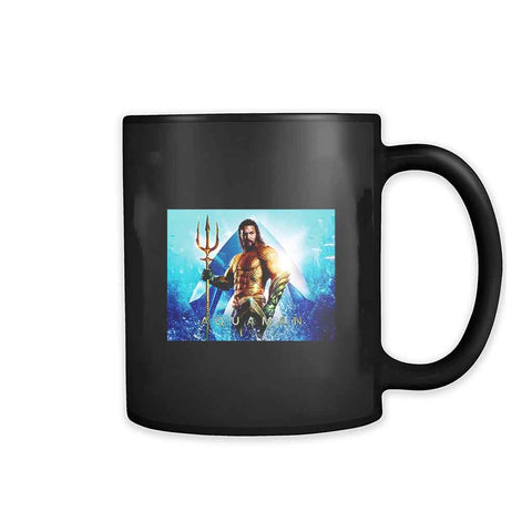Aquaman Dc 11oz Mug