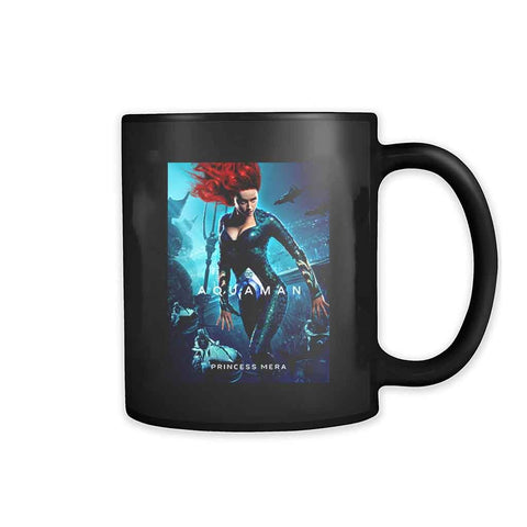 Aquaman Dc Princess Mera 11oz Mug