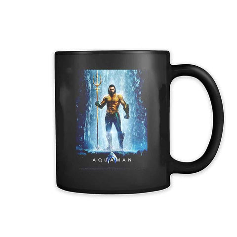 Aquaman Justice League Superhero 11oz Mug