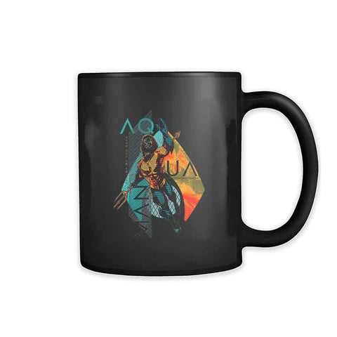 Aquaman Savior Of The Seas 11oz Mug