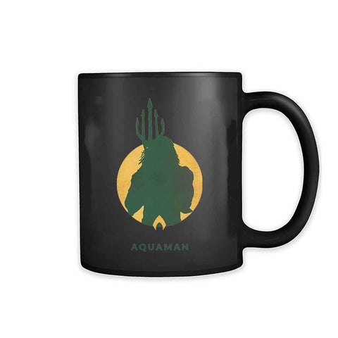 Aquaman Super Hero Dc 11oz Mug