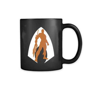 Aquaman Super Hero Logo 11oz Mug