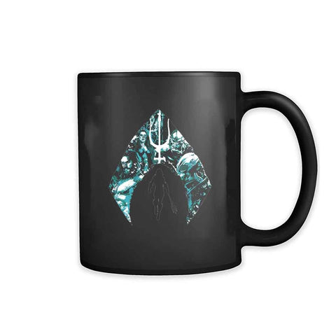 Aquaman Superhero Comics 11oz Mug