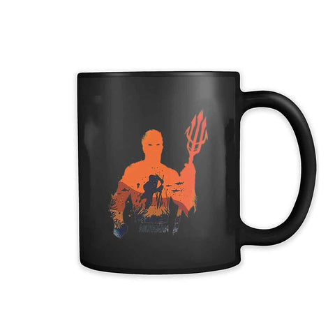 Aquaman Superhero Jason Momoa 11oz Mug
