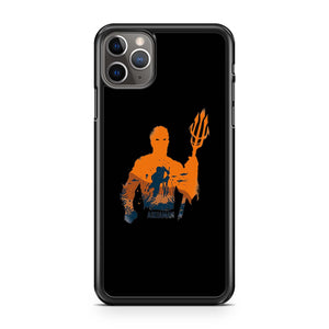 Aquaman Superhero Jason Momoa iPhone 11 Pro Max Case