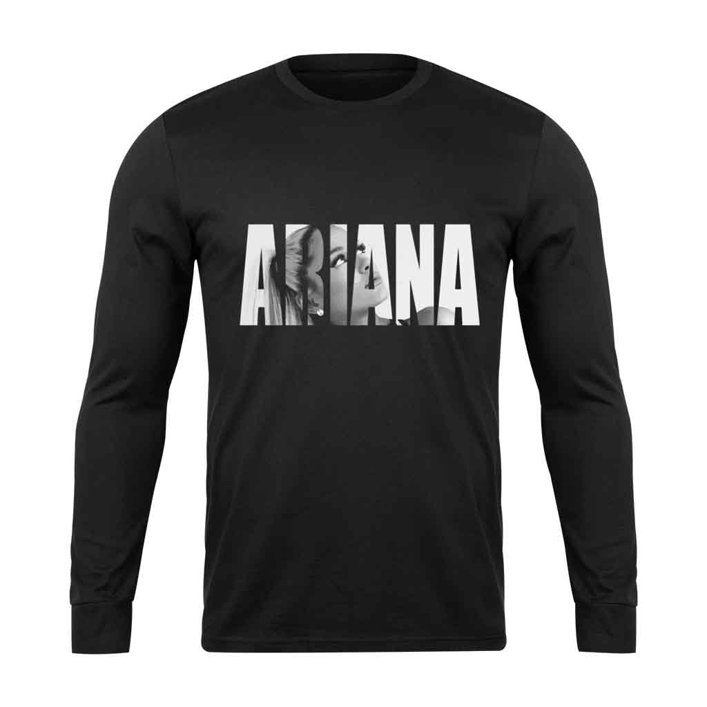 Ariana Grande Sweetener Tour Long Sleeve T-Shirt