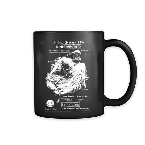 Arkham Gothic Club 11oz Mug