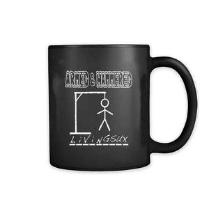 Armed And Hammered Livingsux 11oz Mug