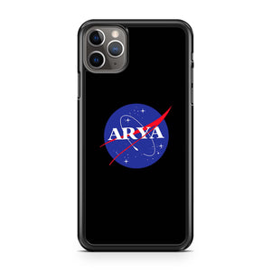 Arya Stark Game Of Thrones Nasa Funny iPhone 11 Pro Max Case