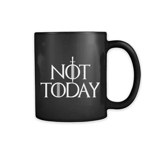Arya Stark Not Today 11oz Mug