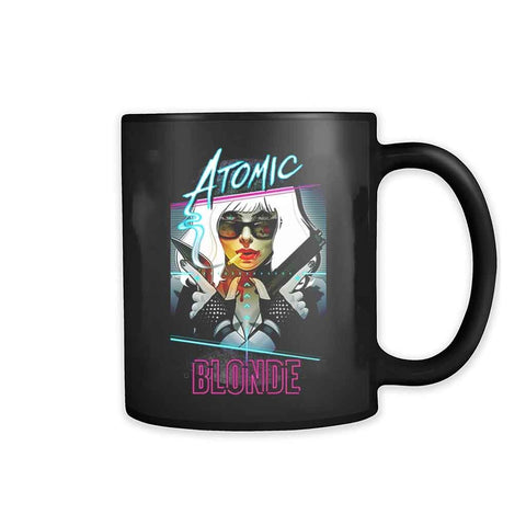 Atomic Blonde Superhero Movie Film Charlize Theron 11oz Mug