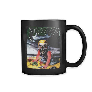Atrophy Violent By Nature Tour 1990 Thrash Exumer Deathrow 11oz Mug