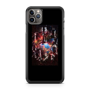 Avengers Endgame Art iPhone 11 Pro Max Case