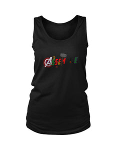 Avengers Endgame Assemble Women's Tank Top