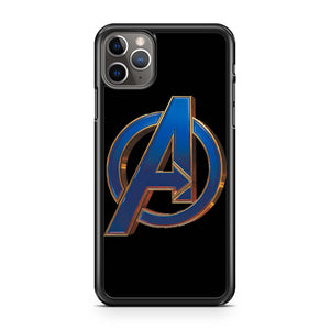 Avengers Endgame Iconic Logo iPhone 11 Pro Max Case