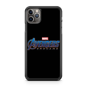 Avengers Endgame Marvel iPhone 11 Pro Max Case