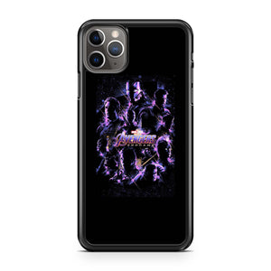Avengers Endgame Pop Art iPhone 11 Pro Max Case