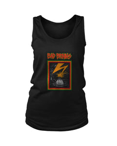 Bad Brains American Hardcore Punk Band Heavy Metal Women's Tank Top