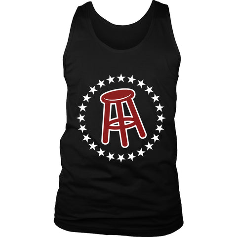 Barstool Sports Logo Men's Tank Top