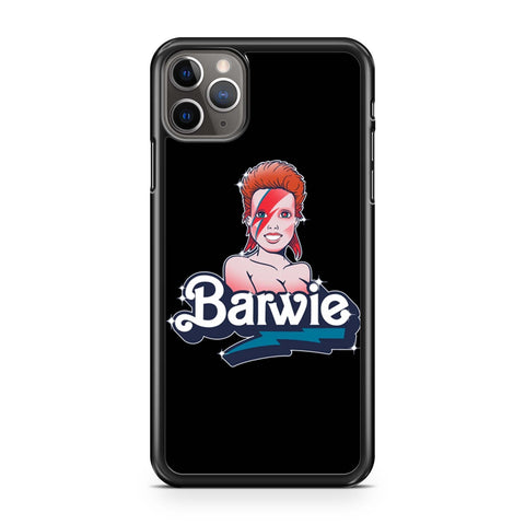 Barwie David Bowie iPhone 11 Pro Max Case