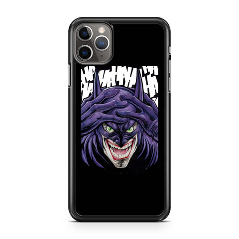 Batjoker Batman To Joker iPhone 11 Pro Max Case