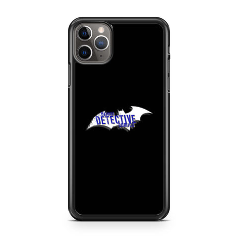 Batman Detective Comics iPhone 11 Pro Max Case