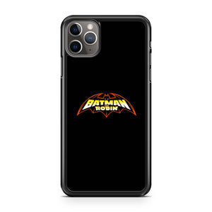Batman Robin Superheros iPhone 11 Pro Max Case