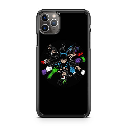 Batwick John Wick The Batman iPhone 11 Pro Max Case