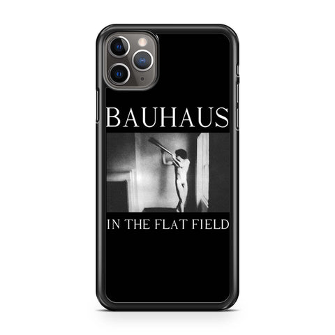 Bauhaus In The Flat Field English Post Punk Band iPhone 11 Pro Max Case